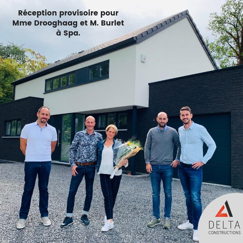 Témoignage Delta Constructions