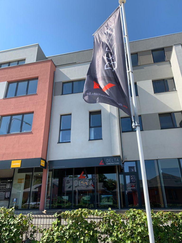 Delta Constructions Erpent bureau Namur