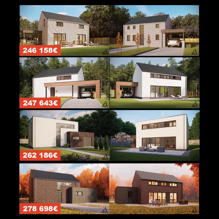Delta Constructions Le prix pour faire construire