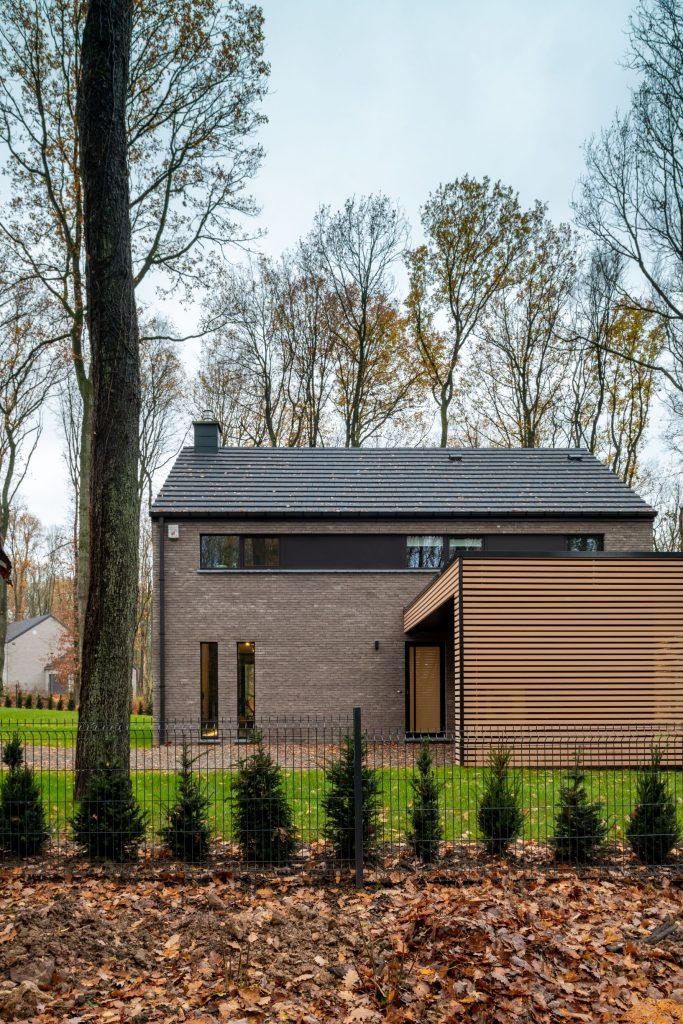 Delta Constructions Maison Contemporaine Sart Tilman 30