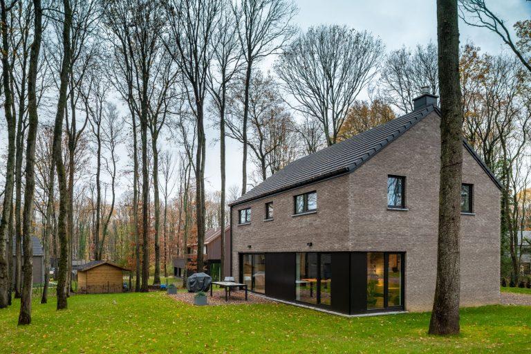 Delta Constructions Maison Contemporaine Sart Tilman 32