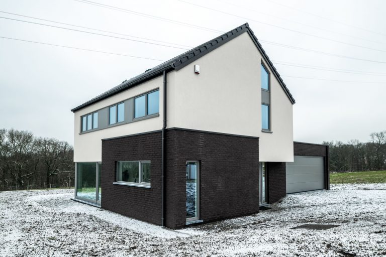 Delta Constructions Maison Contemporaine Jupille 45